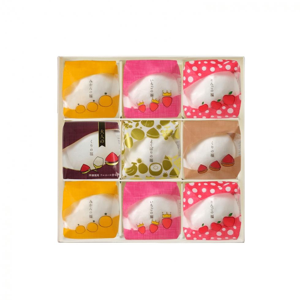 菓実の福包装写真